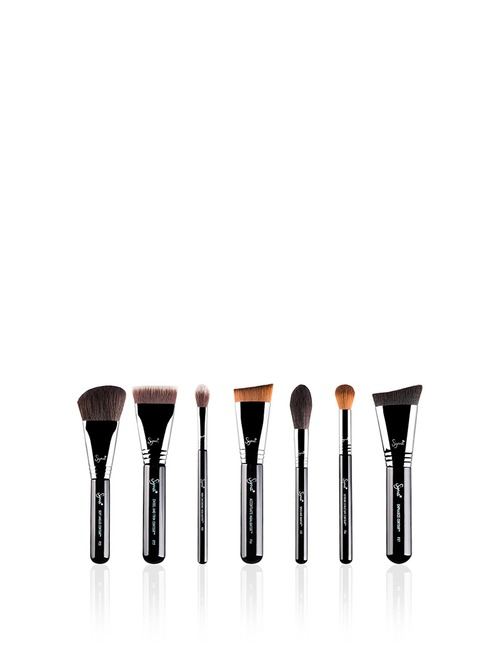 Sigma Beauty Highlight & Contour Brush Set