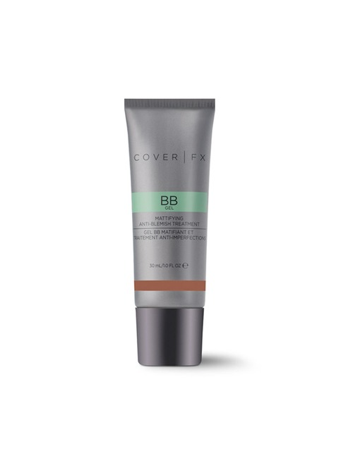 COVER FX Bb Gel Mattifying Anti Blemish Treatment N X-Deep