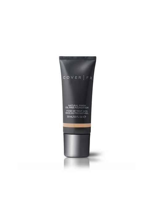 COVER FX Natural Finish Oil Free Foundation N40