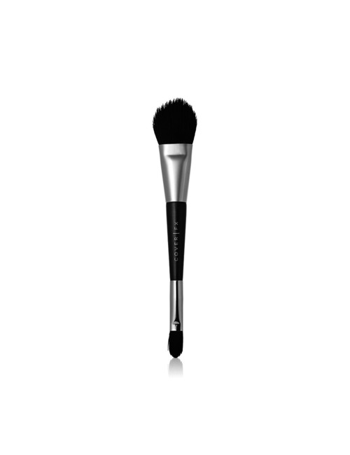 Closeup   contour brush