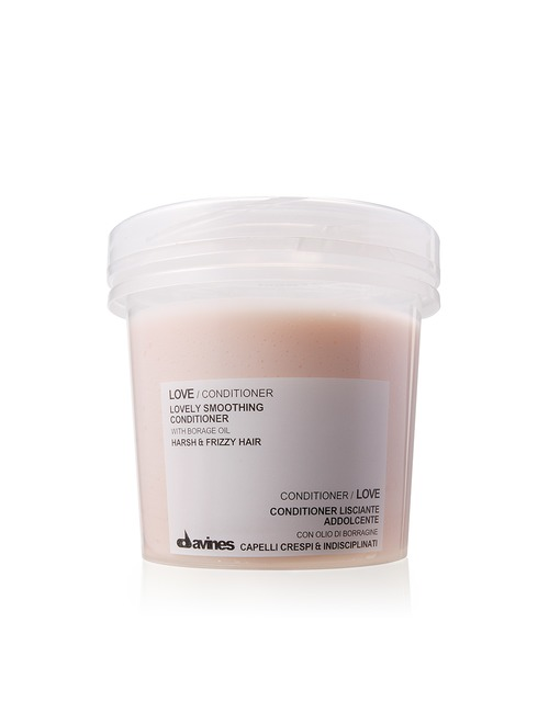 Davines Love Smoothing Conditioner For Harsh & Frizzy Hair
