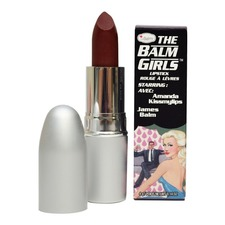 The Balm Girls Lipstick   Amanda Kissmylip