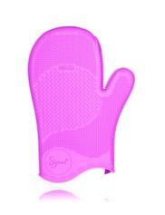 Sigma Spa® Brush Cleaning Glove Purple