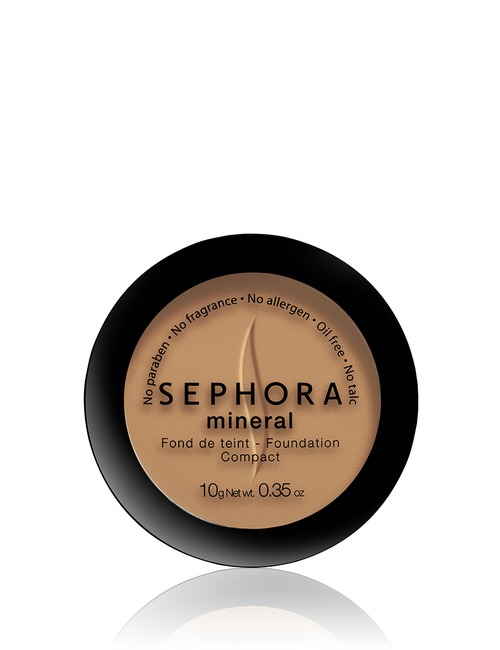 Sephora Collection Mineral Foundation Compact 35 Bronze