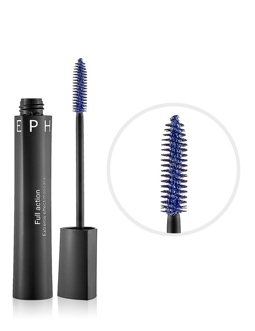 Sephora Collection Full Action Extreme Effect Mascara 4 Blue