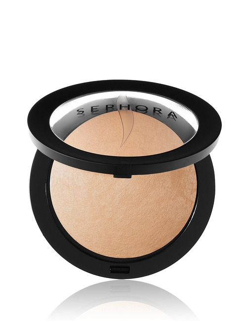 Sephora Collection Micro Smooth Baked Foundation Face Powder 30 Sand