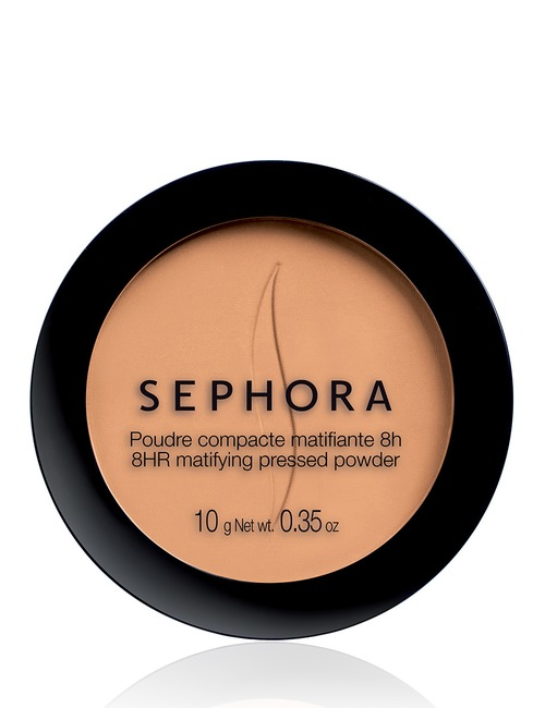Sephora Collection 8hr Mattifying Pressed Powder 42 Peanut