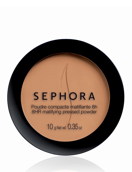 Sephora Collection 8hr Mattifying Pressed Powder 50 Mocha