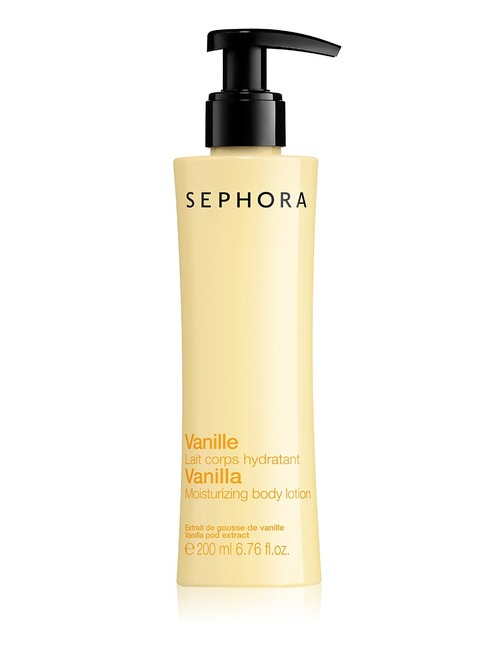 Sephora Collection Moisturizing Body Lotion Vanilla
