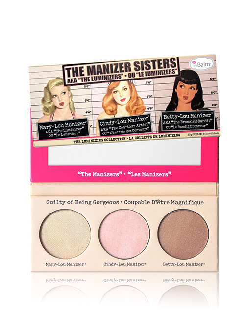 TheBalm The Manizers Sister