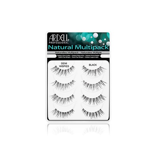 Closeup   ardell professional multipack natural lashes demi whispies