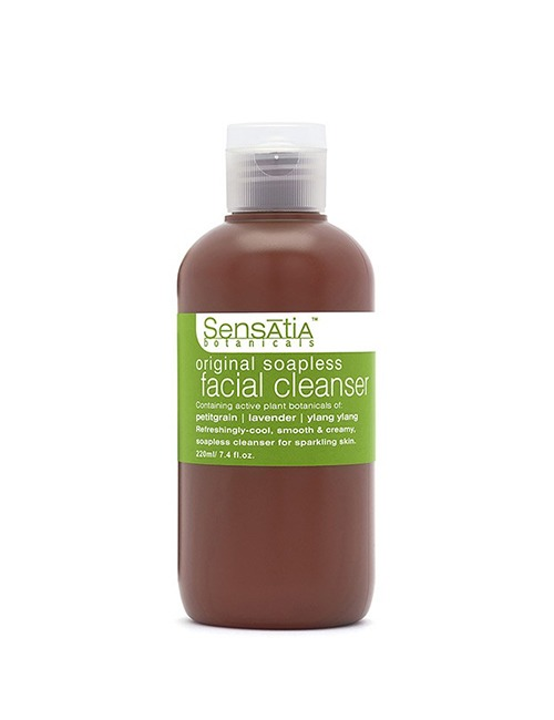 Sensatia Botanicals Facial Cleanser Original Soapless