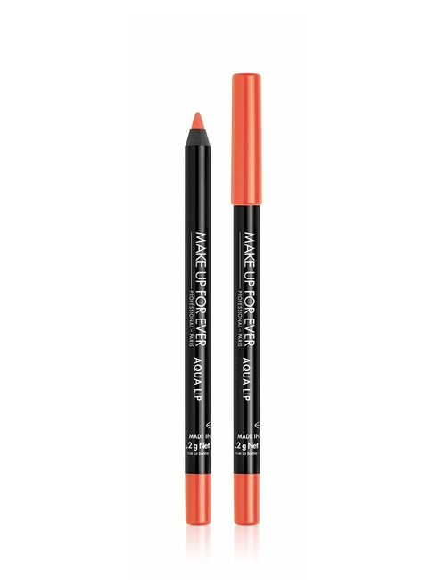 Make Up For Ever Aqua Lip Waterproof Pencil 17C Bright Orange