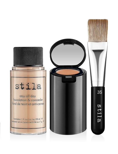 Stila Stay All Day Foundation & Concealer Caramel (10)