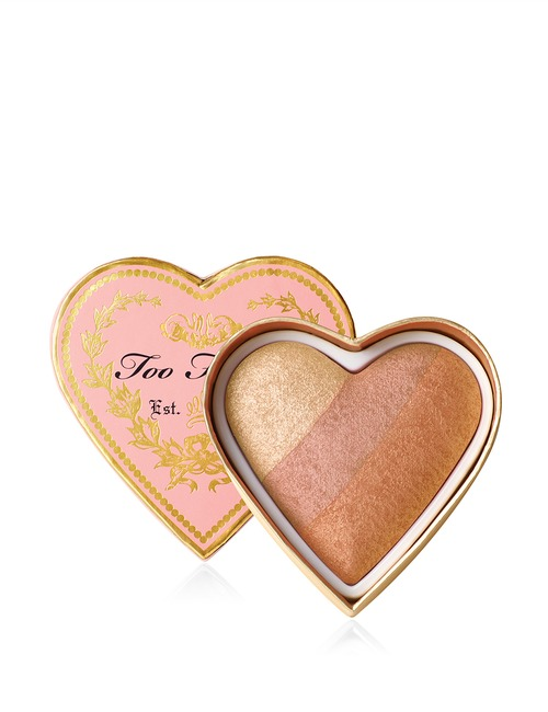 Too Faced Sweethearts Blush Peach Beach