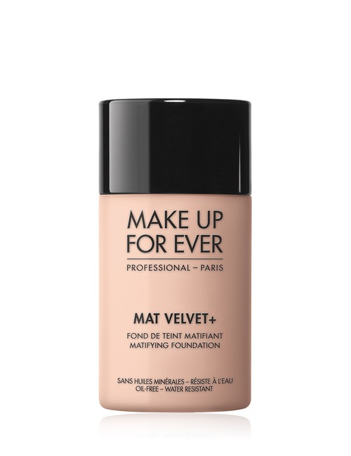 Make Up For Ever Mat Velvet + Foundation 25 Warm Ivory
