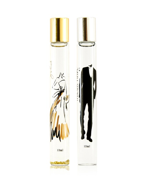 In Love Parfums Gold And Tailor Made Set