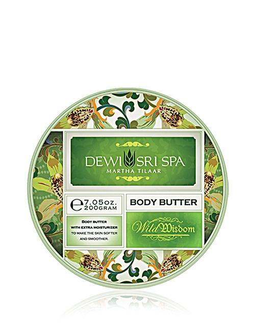 Dewi Sri Spa Body Butter Wild Wisdom