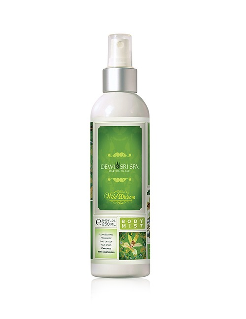 Dewi Sri Spa Body Mist Wild Wisdom