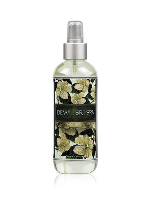 Dewi Sri Spa Body Mist White Hibiscus