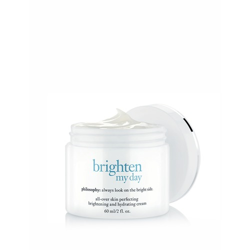 Closeup   brighten my day all over skin perfecting brightening and hydrating cream