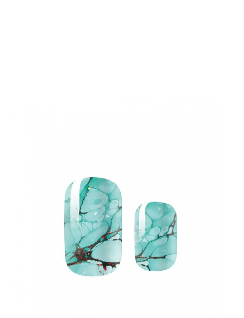 Itsy Nail Turquoise