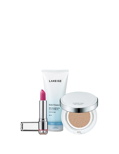 Laneige Bb Cushion Whitening Single Set